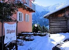 Pensiun_Alpina__Lumbrein_Ansicht